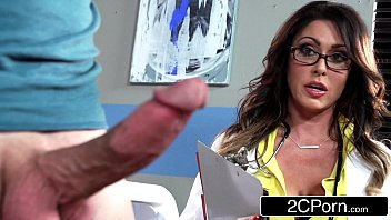 tall massive-boobed physician jessica jaymes draining.