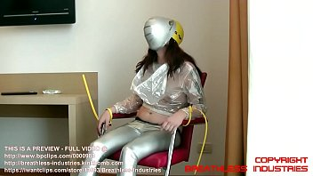 laura breathplay with vinyl rain jacket