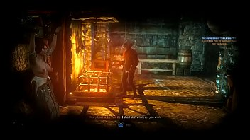 the witcher 2 - basement nude.
