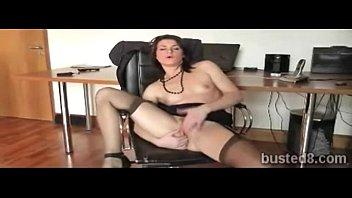 Beautiful brunette amateur uses her web cam to tape herself-72-1
