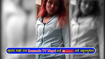 nepali crimson-hot lady chatting sloppy