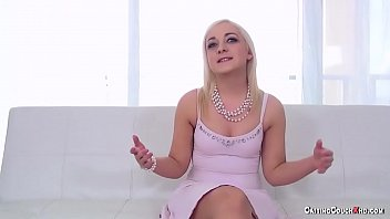 castingcouchxhd - light-haired honey plowed on the casting couch