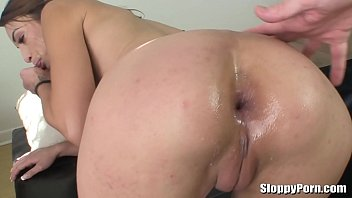 amber rayne messy head and anal.