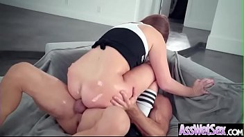 insane woman maddy oreilly with enormous booty love.