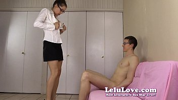 inexperienced lady gives him striptease then oral sensation.