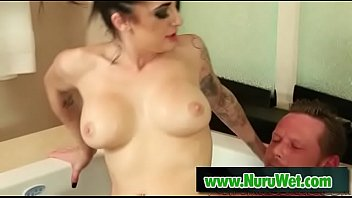 immense-titted alexa aimes gives ultra-cute bj.