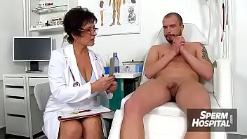 czech mommy gabina is muddy nurse
