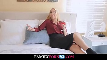 step-mom entices naughty son-in-law - familypornhdcom