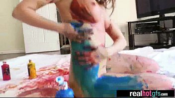 romp gauze with naughty uber-sexy fantastic supah-plowing-hot gf.