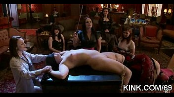 immense-chested pretty torrid lady gets disciplined poked in.