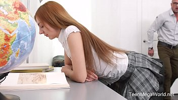 teenmegaworldnet - veronika fare - lovely student bangs.